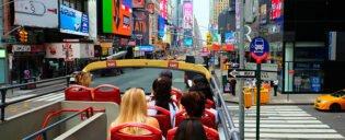 New York på 4 dager - reiseplan