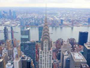 Chrysler Building in New York