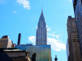 Chrysler Building in New York - Art Deco style